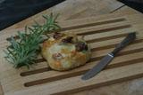 Herzhafte Brie- und Walnuss-Scones
