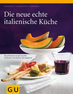 Buchcover: Die neue echte italienische Küche