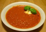 Aromatische Tomatensuppe